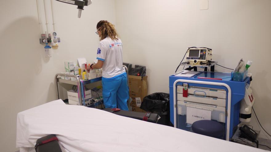 Instalaciones Centro Urgencias Extrahospitalarias el Molar