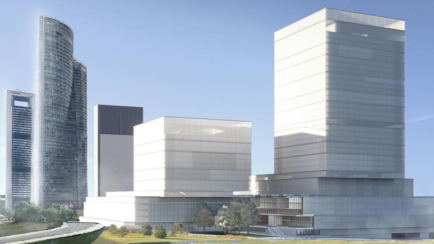 Proyecto de diseño para la construcción del nuevo Hospital La Paz