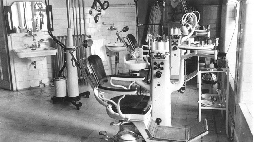Imagen de sala de odontología