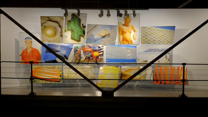 La Sala Canal de Isabel II presenta la muestra 'Estudio elemental del Levante', del fotógrafo Ricardo Cases