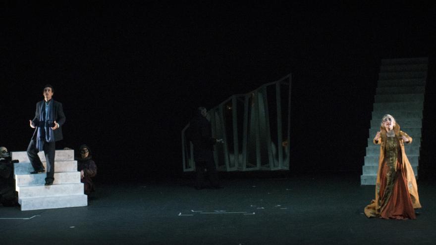 La Comunidad presenta 'El sueño de Federico', el homenaje continuado a Lorca en los Teatros del Canal