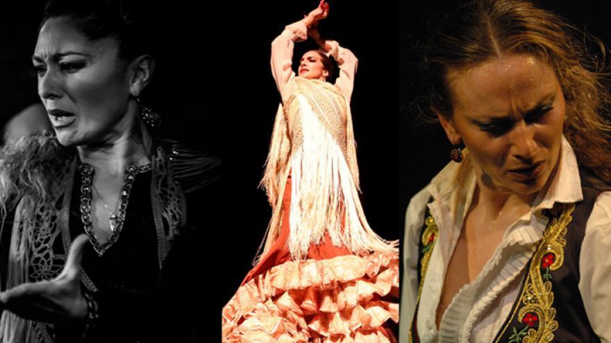 Flamencas al poder