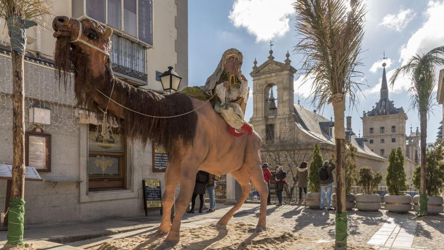 Belén de San Lorenzo de El Escorial