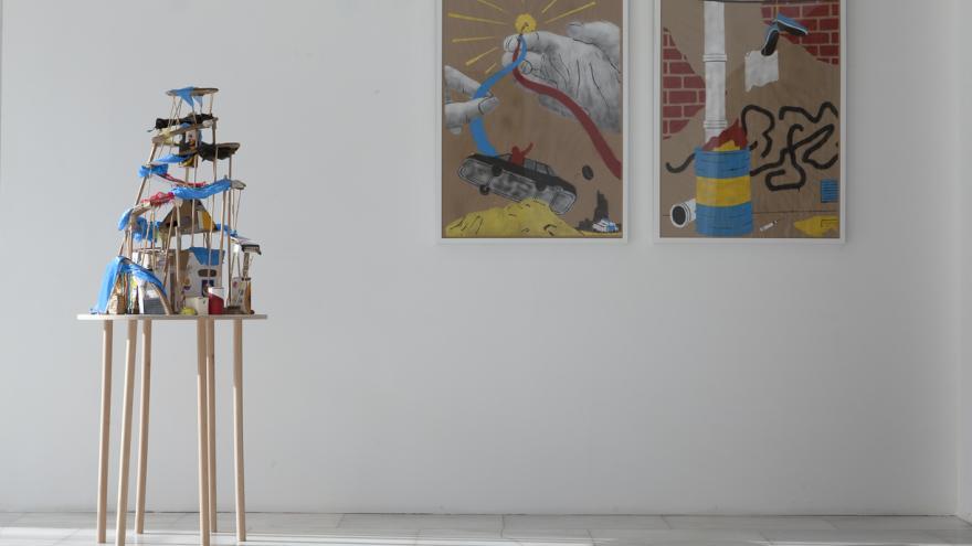 Circuito de artes plásticas