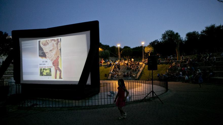 Imagen de Cine de Verano Comunidad de Madrid