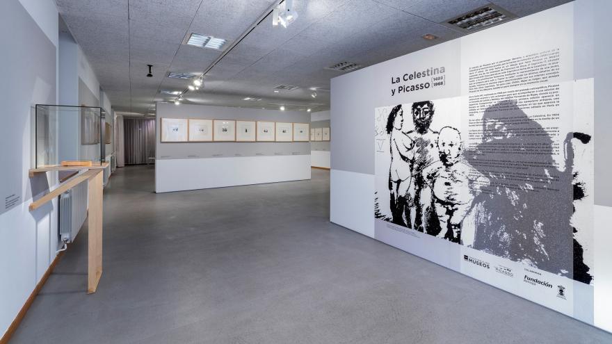 Exposición la Celestina y Picasso