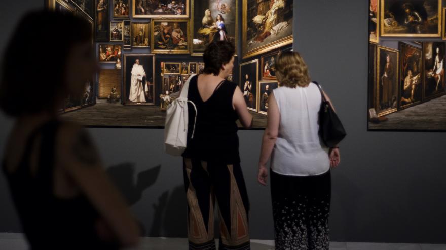 Exposición de Montserrat Soto