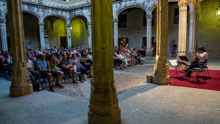 Imagen Festival Clásicos en Verano Castillo de Manzanares el Real