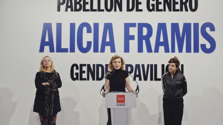 Exposición Alicia Framis