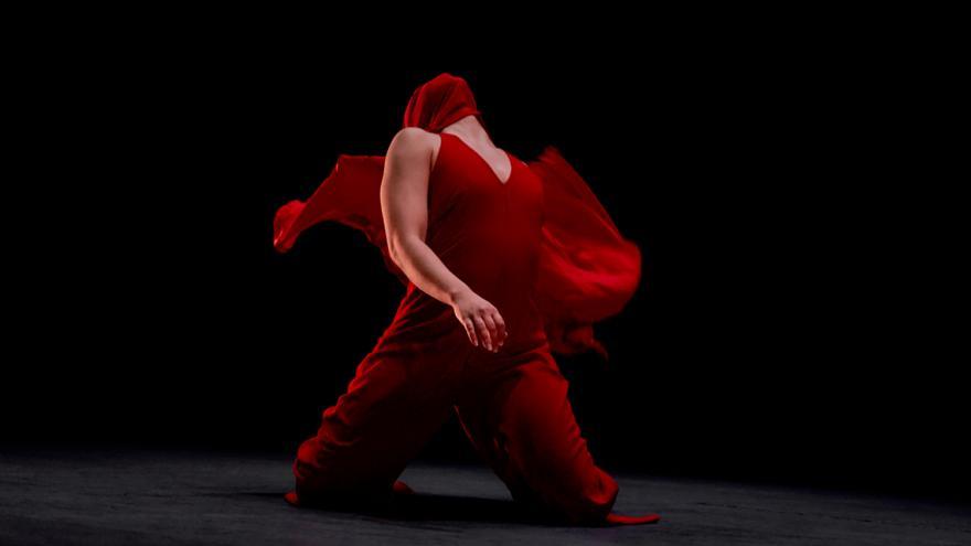 danza mujer