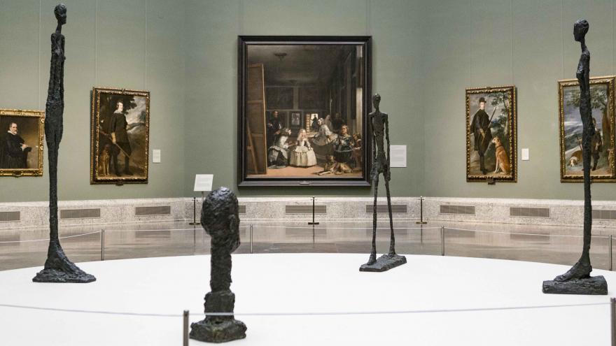 Exposición Giacometti