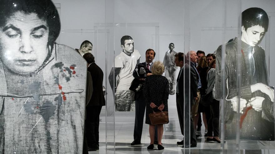 Imagen exposición Darío Villalba