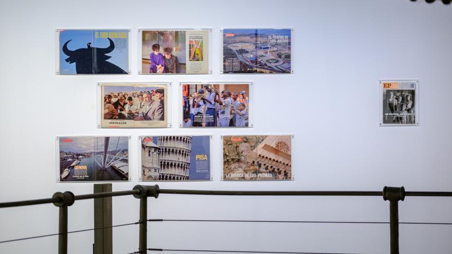 Imagen la Comunidad expone el trabajo de uno de los referentes de la fotografía española del siglo XX, Francisco Ontañón