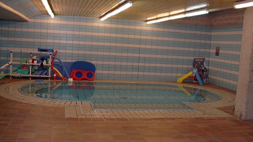 PISCINA BEBES INTERIOR