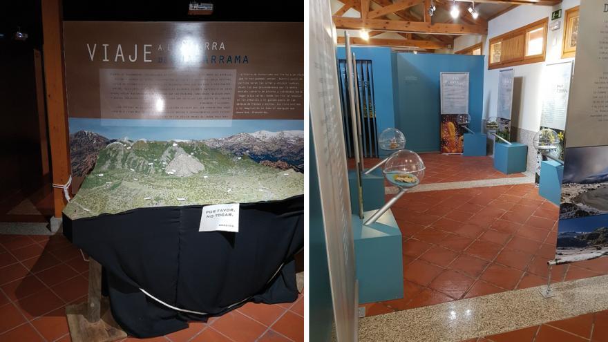 Exposición Centro Visitantes La Pedriza