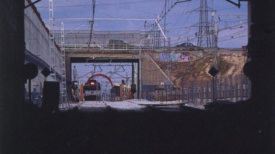 Excavación túnel