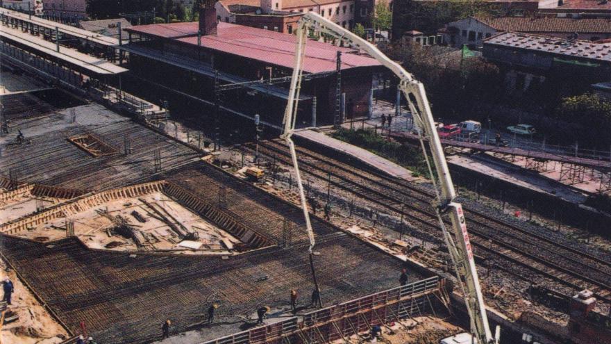 Construcción de la losa