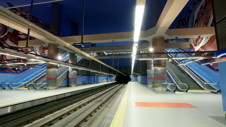 Vista general estación Alsacia