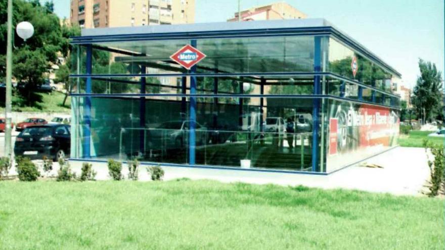 Templete de estación