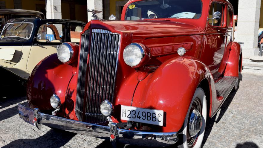 Automóvil 16. El comercio sobre ruedas