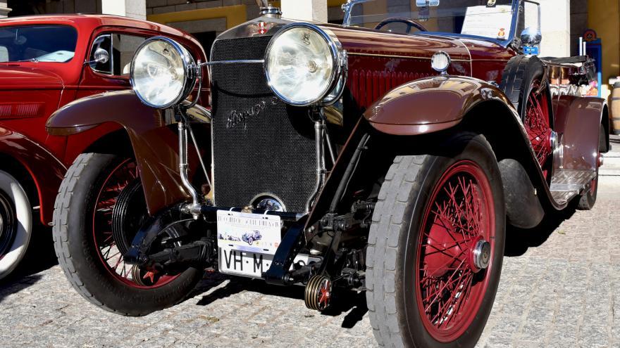 Automóvil 18. El comercio sobre ruedas