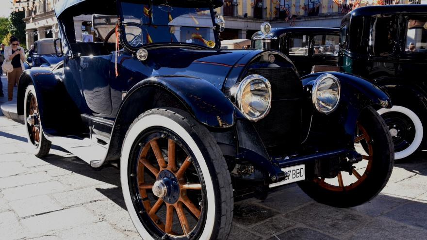 Automóvil 8. El comercio sobre ruedas