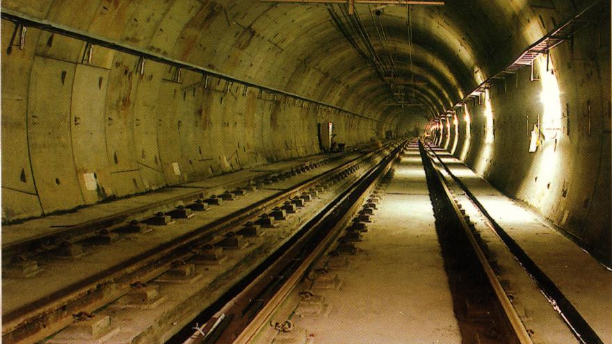 """Túnel ejecutado con la tuneladora """"La Chata"""" terminado"""