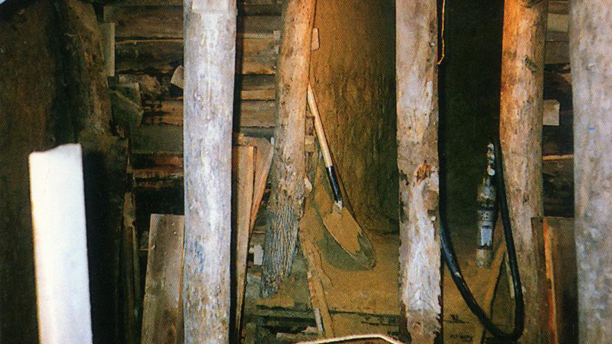 Ejecución del túnel. Galería de avance. Método tradicional