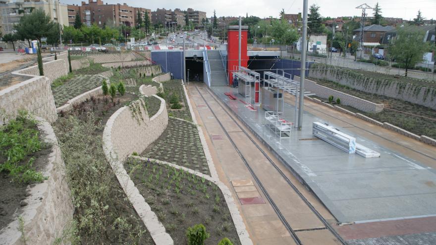 Estación Berna