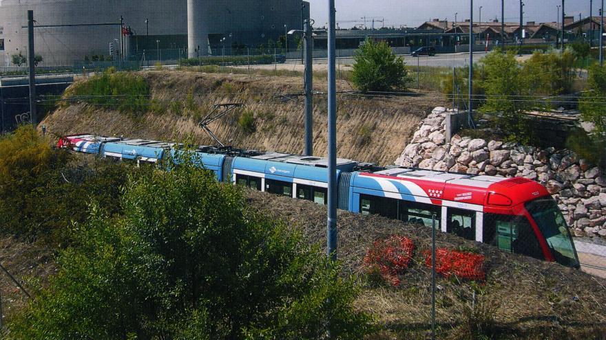 Metro Ligero a Pozuelo
