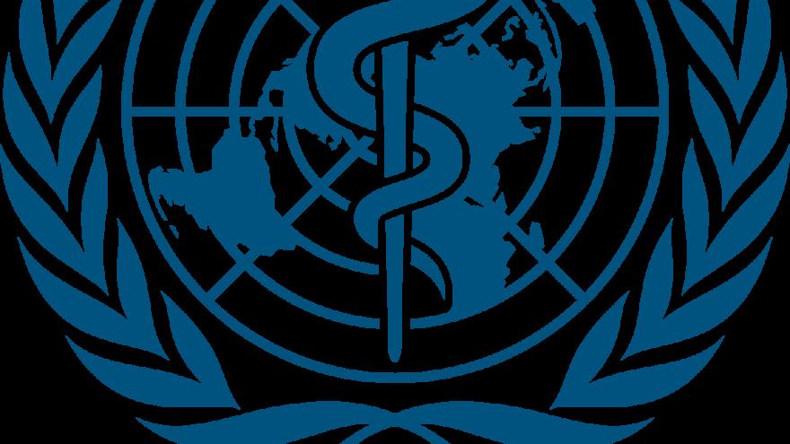 Logo de la OMS