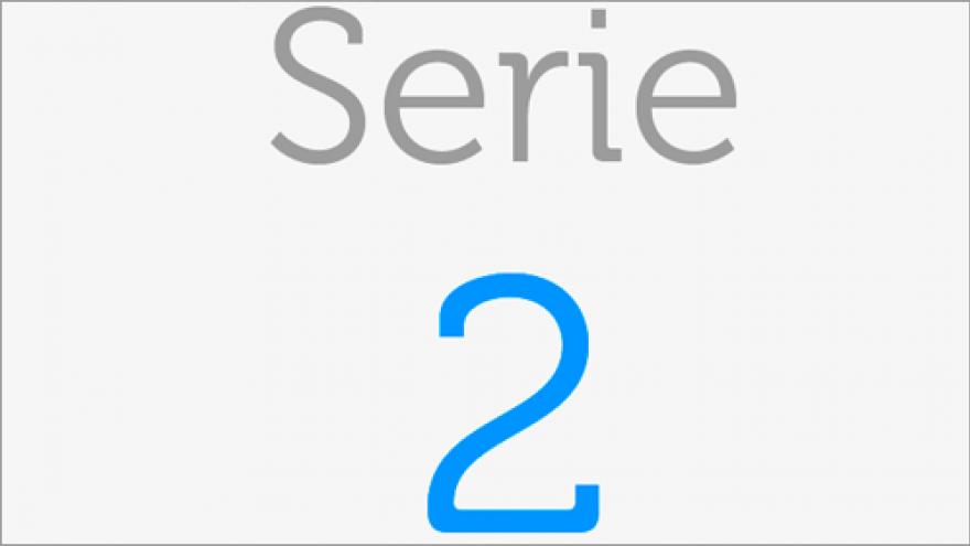 Serie 2 de los planos de transporte público de la Comunidad de Madrid