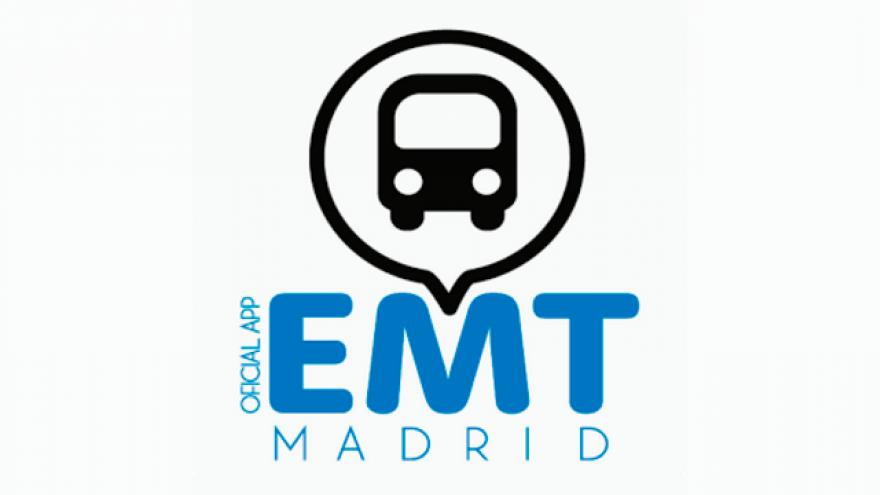 Logo de la aplicación móvil de la EMT