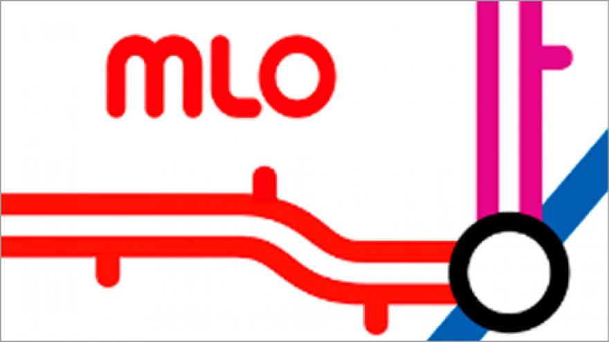 Logo de la aplicación móvil de Metro Ligero Oeste