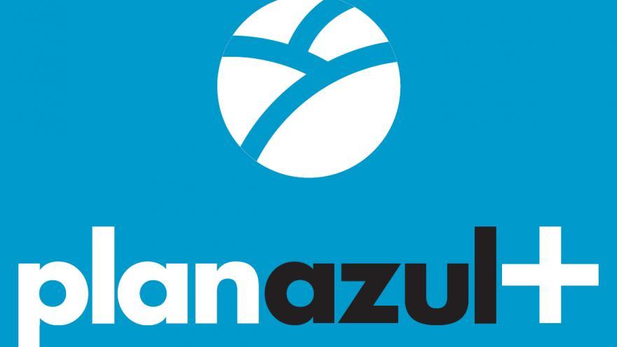 Logo Plan Azul+