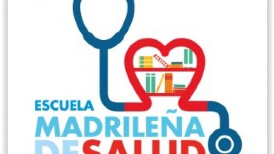 Logo Escuela Madrileña de Salud