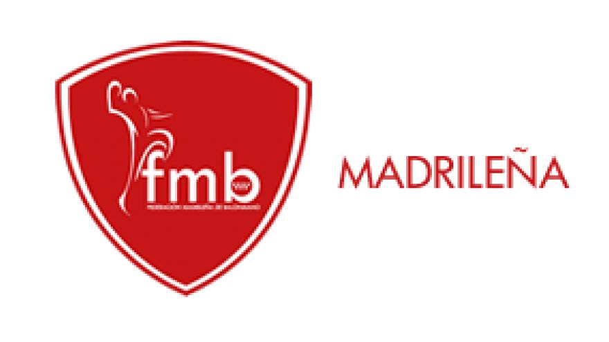 LOGO FEDERACIÓN MADRILEÑA DE BALONMANO