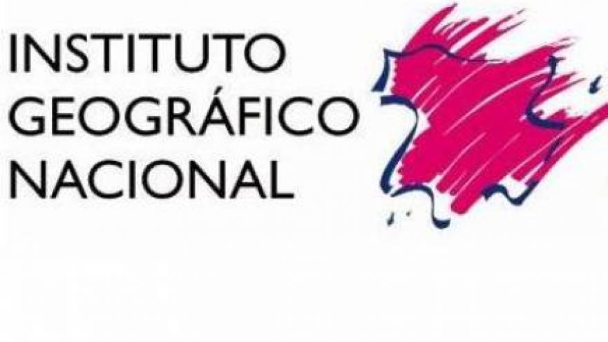 Logo del Instituto Geográfico Nacional