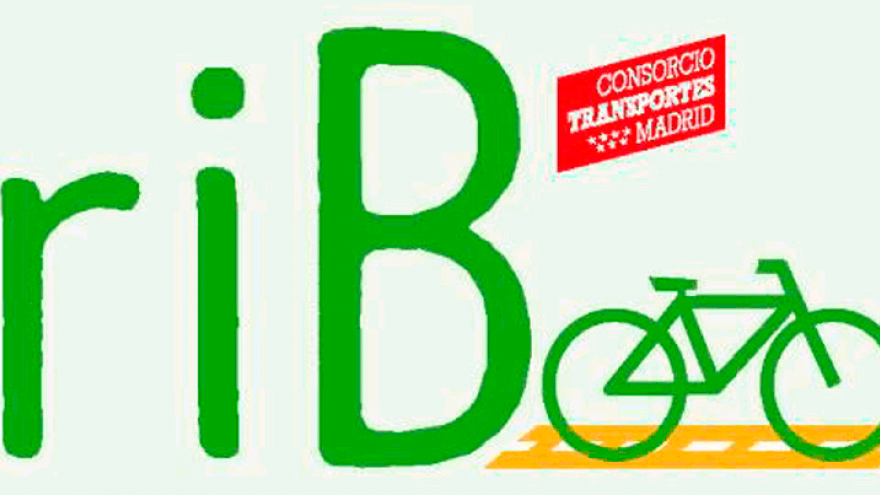 Logo del plan RIB, Red de Itinerarios para Bicicletas