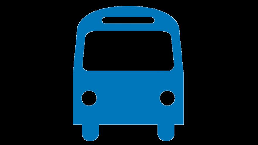 Símbolo de autobús urbano de EMT