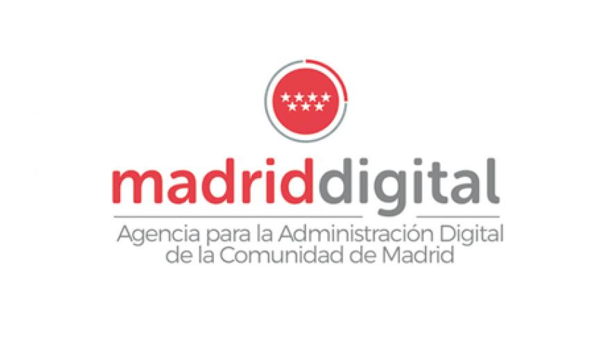 Madrid Digital logo centrado