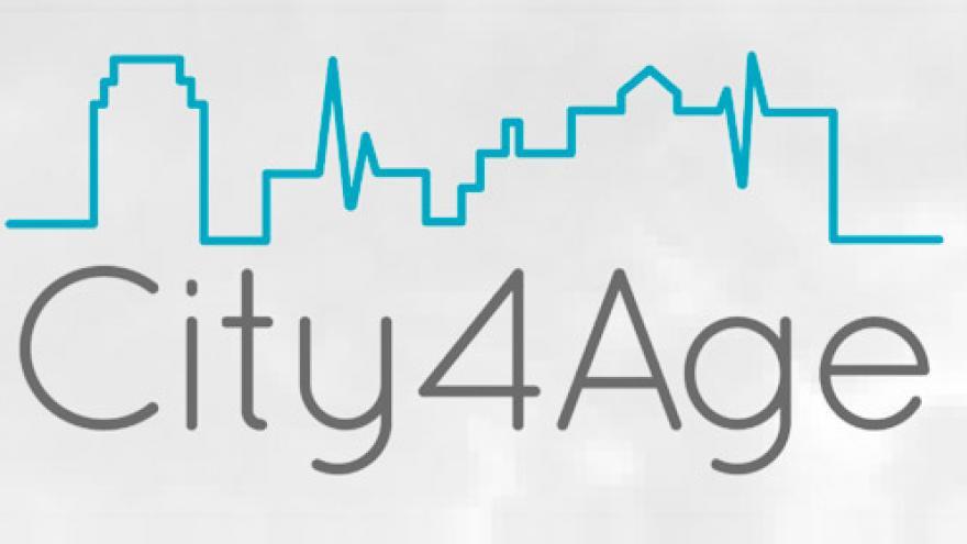 Logo del Proyecto City4Age