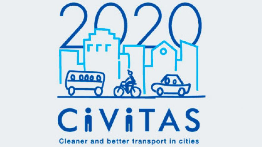 Logo del Proyecto CIVITAS ECCENTRIC