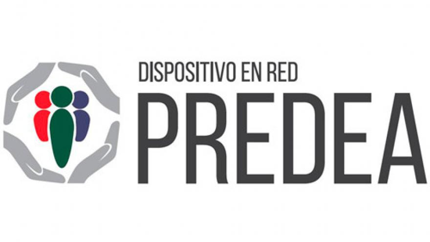 Logotipo del dispositivo en Red PREDEA