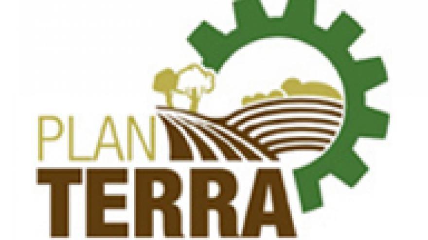 Logo del PlanTerra