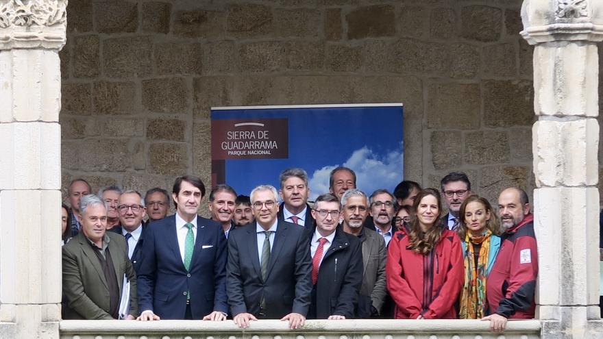 Madrid y Castilla y León ultiman un histórico plan para el futuro del Parque Nacional de la Sierra de Guadarrama