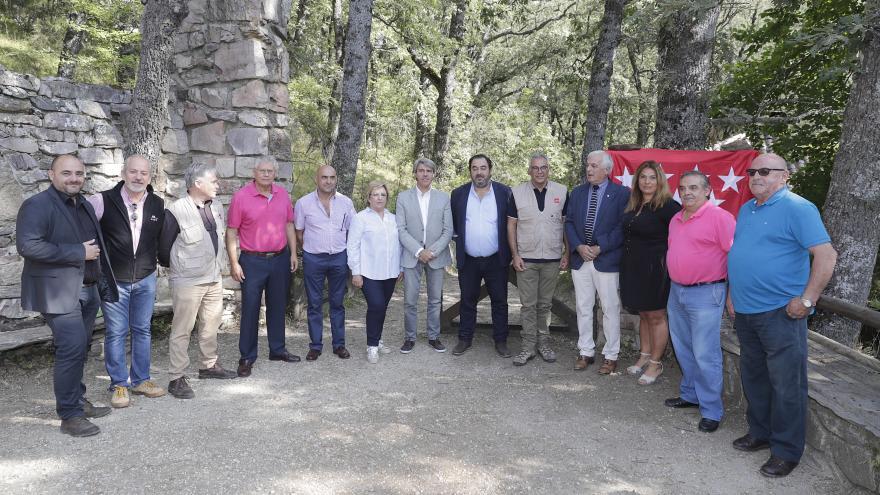La Comunidad proyecta ampliar la superficie de la Reserva de la Biosfera Sierra del Rincón