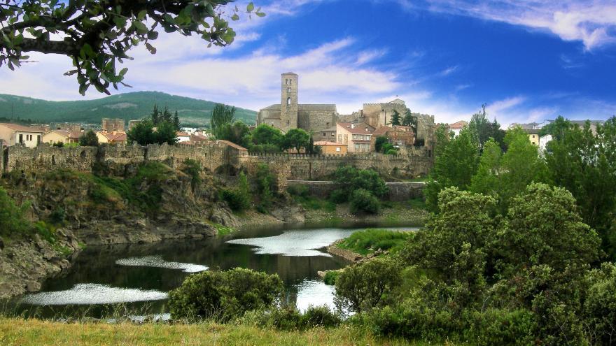Vista de Buitrago