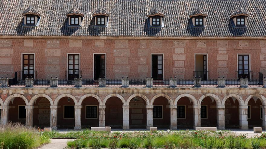 Palacio de Aranjuez. Casas de Oficios.