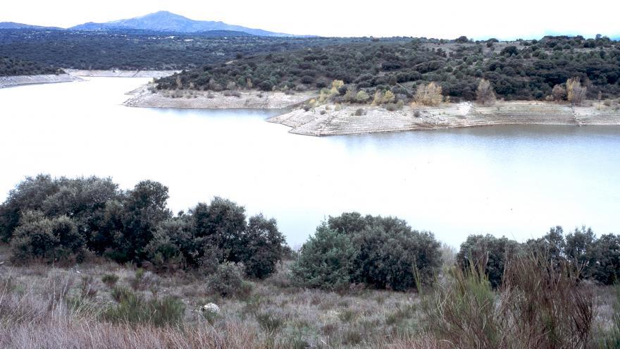Embalse de Pedrezuela. Guadalix de la Sierra